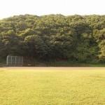 城山湖野球場