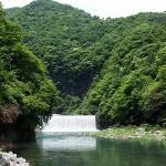 このまさわの滝(人工滝)