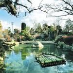 日本庭園陵墓 紅葉亭